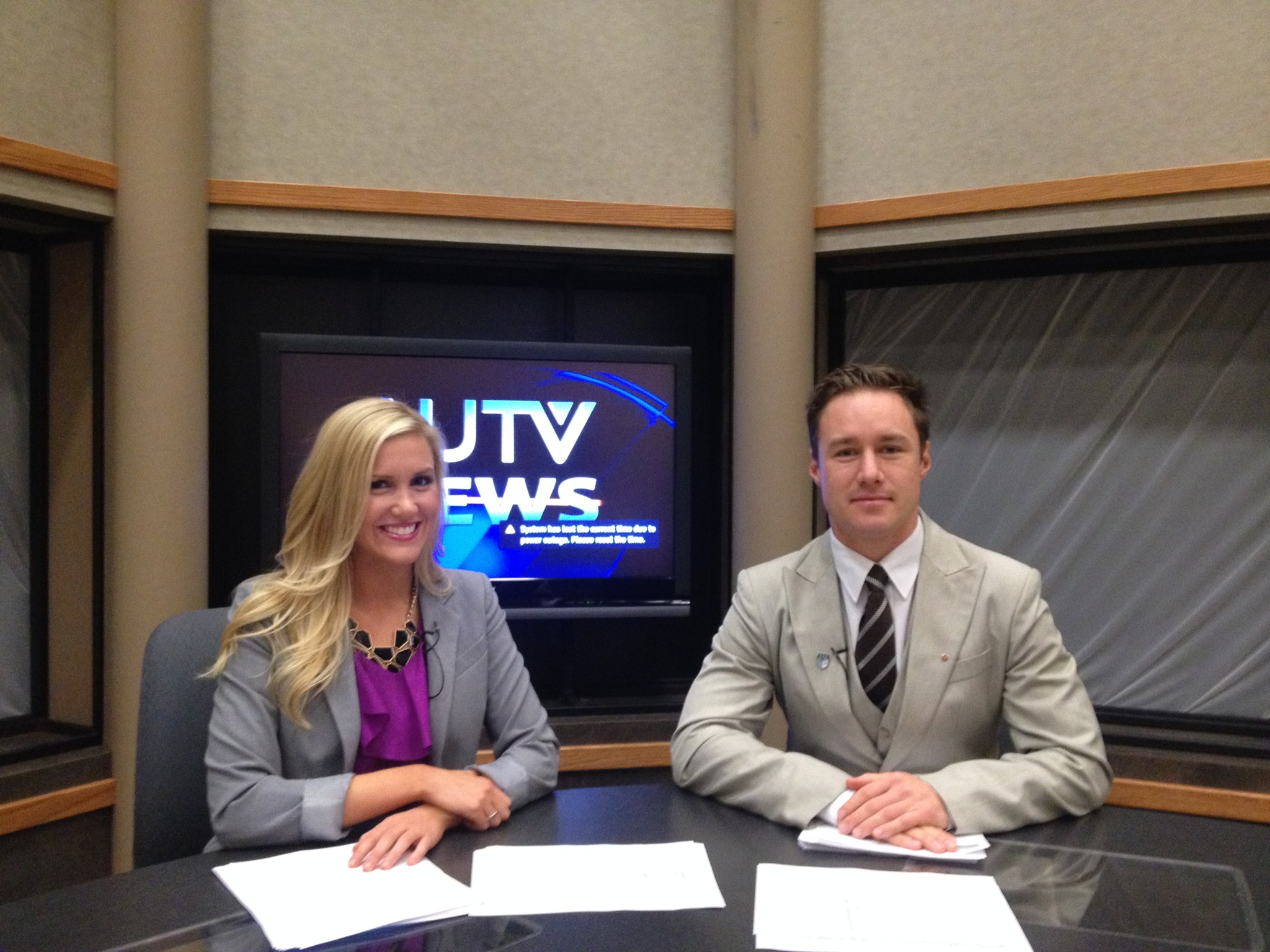 Anchoring with Taylor Gorton
